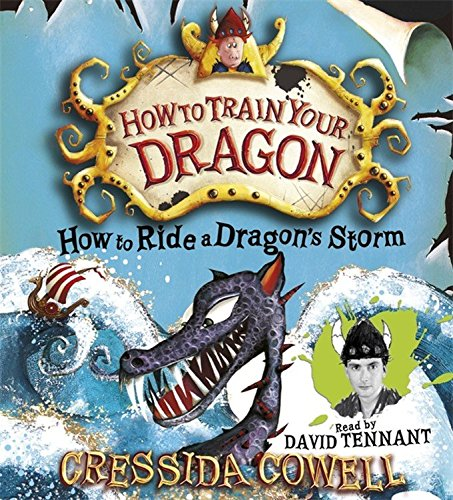 How to Ride a Dragon's Storm: Book 7 (How To Train Your Dragon)