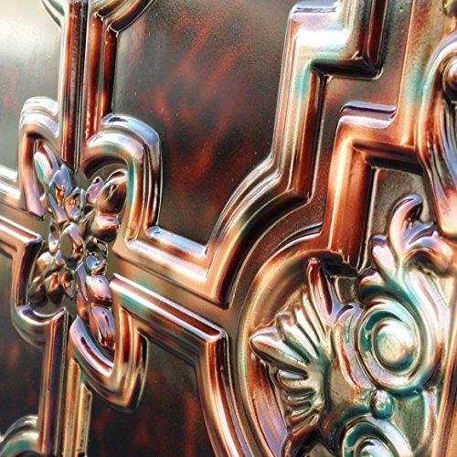 PL16 Finition similicuir mixtes art 3D dalles photosgraphie Décoration murale en toile de fond à Panneaux 10pieces/lot