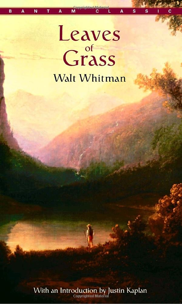whitman with nature