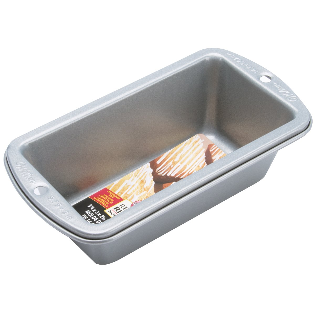 Wilton Recipe Right Loaf Pans 4 Sizes Ebay