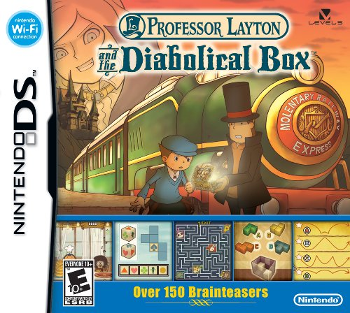 Professor Layton and the Diabolical Box [Nintendo DS] (Diabolical Box compare prices)