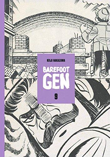Barefoot Gen Volume 9 Hardcover Edition [Nakazawa, Keiji] (Tapa Dura)