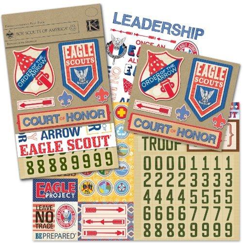 kcompany-boy-scout-eagle-scrapbook-kit-flip-pack-by-boy-scouts-of-america