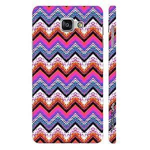 Enthopia Designer Hardshell Case Zig Zag Back Cover for Samsung Galaxy A5(2016)