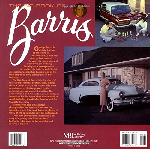 The Big Book of Barris