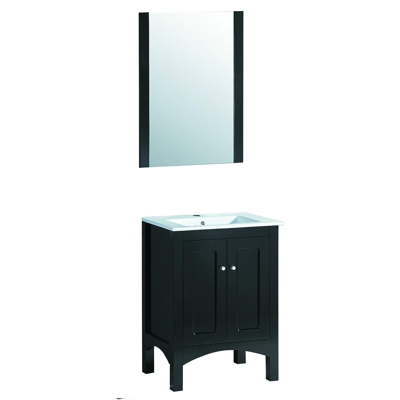 Amazon yosemite home decor vanity with mirror start for Home decorators vanity