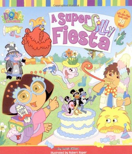 Dora The Explorer Super Silly Fiesta | Car Interior Design