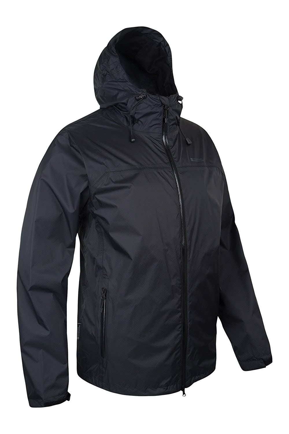 Mountain Warehouse Hail Mens Wasserdichte Herrenjacke günstig