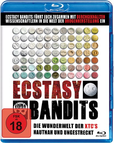 Ecstasy Bandits (2010) ( Dirty Pictures ) [ NON-USA FORMAT, Blu-Ray, Reg.B Import - Germany ]