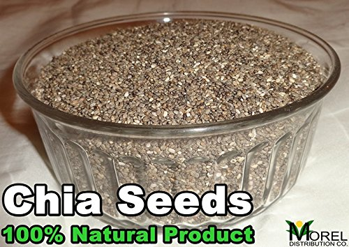 Chia Seeds (Omega 3) 100% Natural Different Weights: 1 Oz, 2 Oz, 4 Oz, 6 Oz, And 8 Oz!!!!