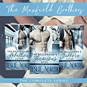 The Maxfield Brothers: The Complete Series | Leslie North