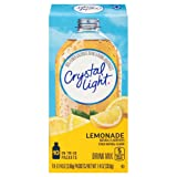 Crystal Light Drink Mix, Lemonade, On The Go Packets, 10 Count (Pack of 12 Boxes) (Tamaño: Pack of 12 Boxes)