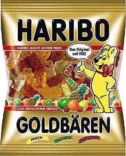 HARIBO Goldbären/140674, Fruchtgummi,