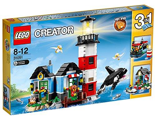 LEGO Creator 31051 - Set Costruzioni Punta del Faro