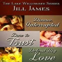 The Lake Willowbee Series: Books 1-3 Audiobook by Jill James Narrated by Tobi Doyle