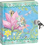 Fairy World Lock & Key Diary