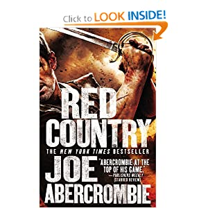 Red Country (The First Law Trology) by