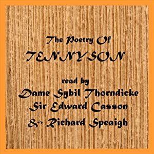 The Poetry of Tennyson Audiobook