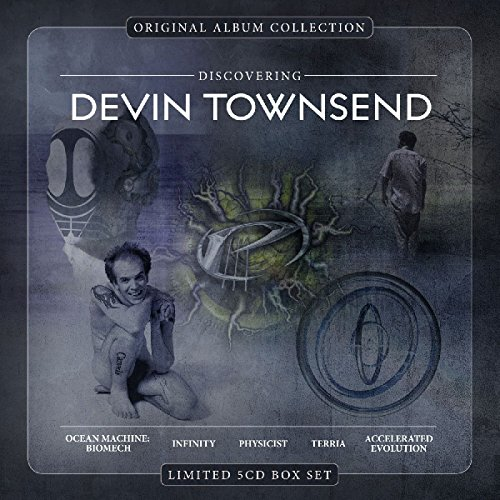Original Album Collection: Discovering Devin Townsend [5 CD]