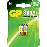 GP Alkaline Battery Lr1 - N 1.5V, 2 Pack