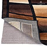 High Quality Non-Slip Area Rug Pads by Cosy House - Fully Washable, Best Pad for Firm Hold on Oriental Traditional or Contemporary Rugs & Mats on Hard Surface Floors Like Wood, Tile or Cement (7 x 10)