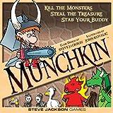 Munchkin Deluxe マンチカンデラックス カードゲーム英語版並行輸入品