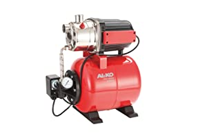 ALKO HW 604 Inox Hauswasserwerk, 113120  BaumarktKritiken und weitere Informationen