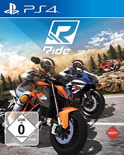 RIDE (PS4) [Edizione: Germania]