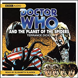 Doctor Who and the Planet of the Spiders | [Terrance Dicks]