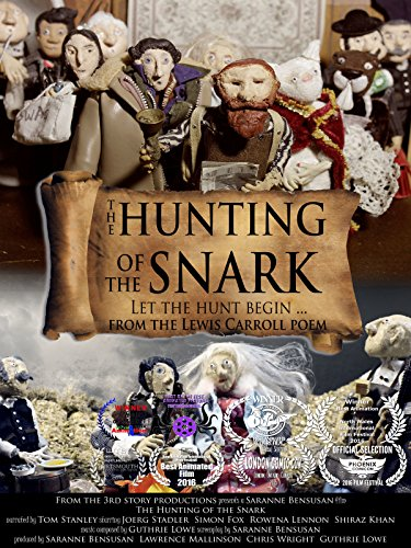 Saranne Bensusan's Hunting of the Snark