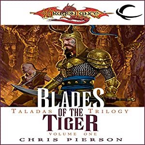 Blades of the Tiger Audiobook