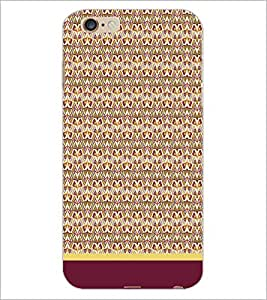 PrintDhaba Pattern D-1613 Back Case Cover for APPLE IPHONE 6S PLUS (Multi-Coloured)