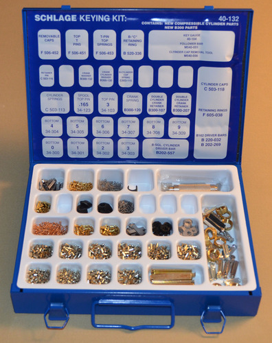 Amazon Com Schlage 40 132 Retail Keying Kit With Seal