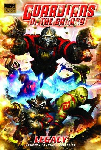 Graphic Novel Spotlight: Guardians of the Galaxy