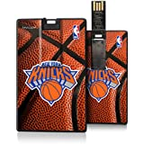 New York Knicks Basketball Design USB 8GB Credit Card Style Flash Drive NBA