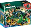 Playmobil - 5134 - Jeu de construction - Ile myst�rieuse des pirates