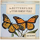 img - for Butterflies of Titan Ramsay Peale 2016 Wall Calendar book / textbook / text book