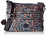 Kipling Alvar Shoulder Bag (Pixel Check Print)