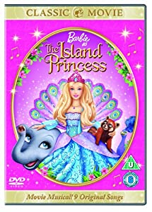 Barbie: the Island Princess [DVD]