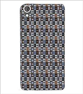 HTC DESIRE 820 PATTERN Designer Back Cover Case By PRINTSWAG