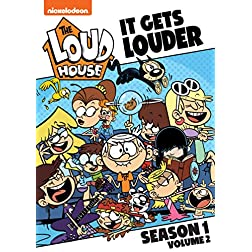 The Loud House: It Gets Louder - Season 1, Volume 2