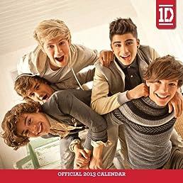 One Direction 2013 Calendar