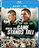 When the Game Stands Tall (Bilingual) [Blu-ray + DVD + UltraViolet]