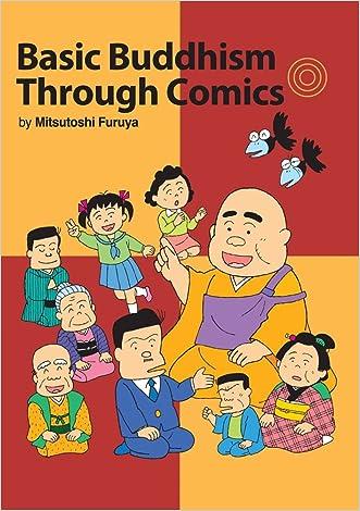 Basic Buddhism Through Comics written by Mitsutoshi Furuya