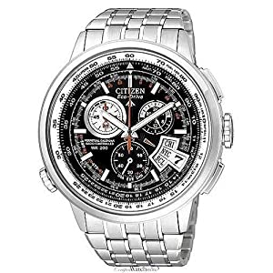 Citizen Eco-Drive Chronograph Mens Watch BY0000-56E
