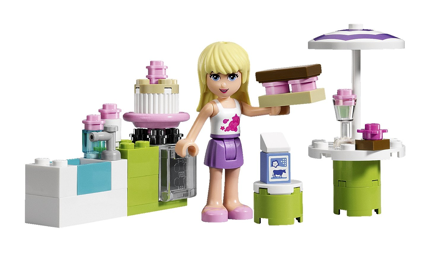 lego friends sets for girls stephanie's outdoor bakery
