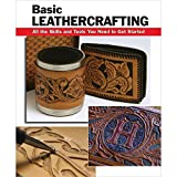 img - for Basic Leathercrafting: All the Skills and Tools You Need to Get Started (How To Basics) book / textbook / text book