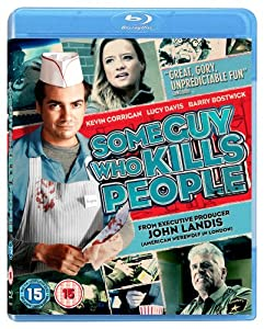 Some Guy Who Kills People (Region Free) [Blu-Ray]