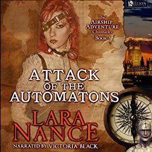 Attack of the Automatons Audiobook