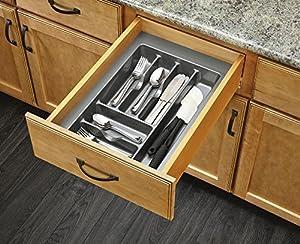 Rev-A-Shelf - GCT-2S-52 - Glossy Cutlery Organizer